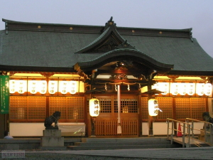 北助松神社
